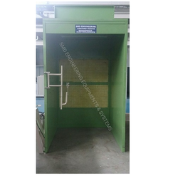 Industrial Primer Coating Booth