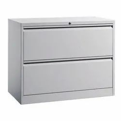 Fonzel FCL21 Double Drawer Metal Lateral Filing Cabinet