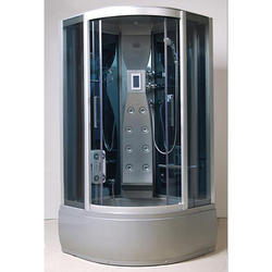 Sauna Fixed Stainless Steel Steam Bath Equipment For Residential, Capacity:  2 People