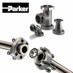 Parker SAE Weld Nozzle Flange