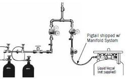 Liquid Gas Manifold