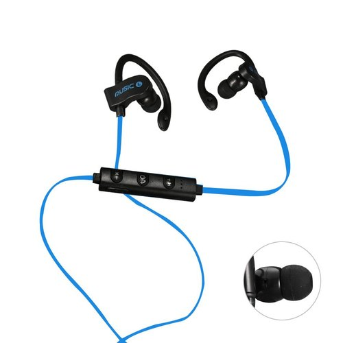 Sports Bluetooth Earphone Rt558 ब ल ट थ ईयरफ न Click N Save Chennai Id 20368201573