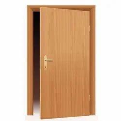 Hinged Flush Door