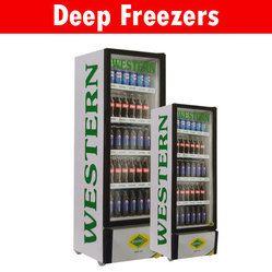 Hardtop Deep Freezer