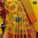 Banarasi Organza Silk Sarees