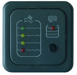 Double Water Tank Level Indicator