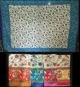 Mugal Goldwork Bed Sheets