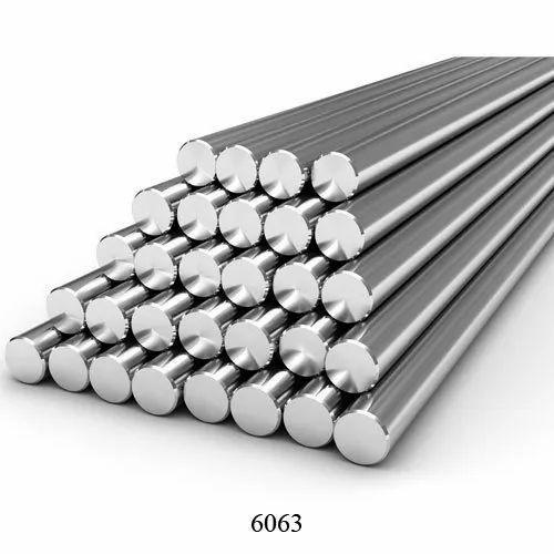 6063 Aluminium Round Rod Bar