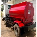 Movable Fuel Transfer Tanker with Dispenser