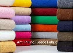 Anti Pilling Fleece Fabric