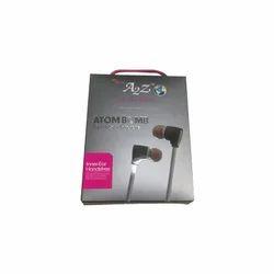 Pacific A2z Plastic Inner Ear Handsfree