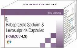 Rebeprazole Sodium & Levosulpride (SR) Capsules