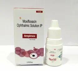 Moxifloxacin 0.5% Eye Drop