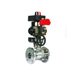 AMBIT Air water Gas oil Electro- pneumatic Ball Valve