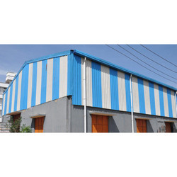 Auditorium Roofing Shed
