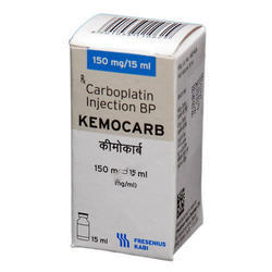 Kemocarb 150 mg Injection