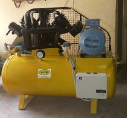 SCPH 15 HP Industrial Air Compressor , Warranty: 12 Months