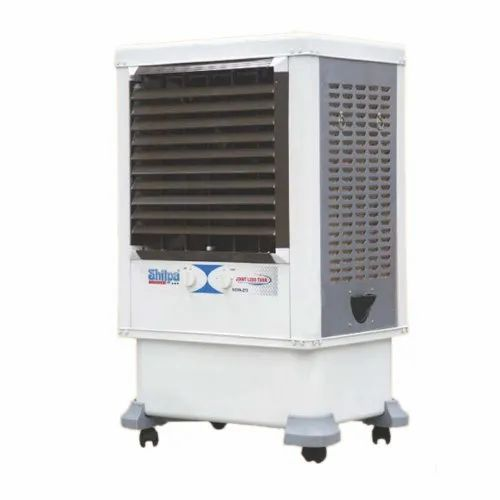Shilpa Cooler Galvanized Steel Nova 270 Commercial Air Cooler, Capacity: 60 L