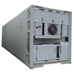 Pharmaceutical Refrigerated Container