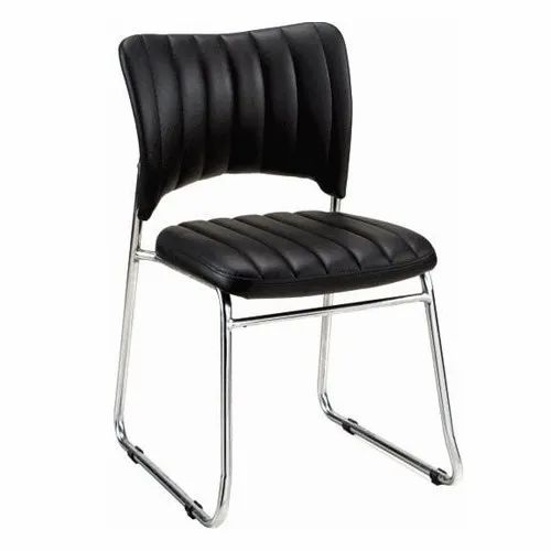 Black Suhana Furniture Cafeteria Chair