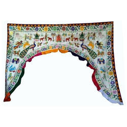 Indian Handmade Door Valance Window Toran