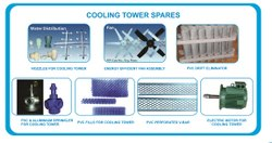 COOLING TOWER SPARE PARTS
