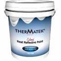 White Solar Heat Reflective Paint