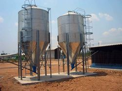 Grain Storage Silo Tank