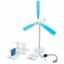 Solar-Wind-Hydrogen System
