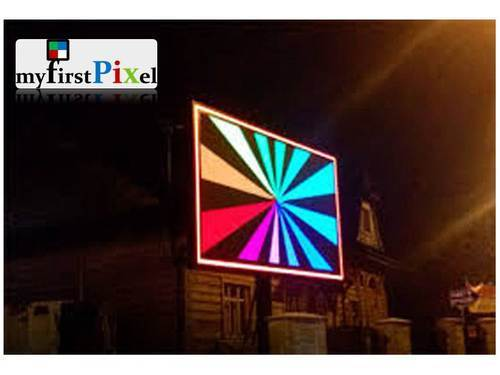 Outdoor LED Display - P5 Outdoor LED Advertising Display Screen