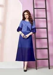 Pr Fashion Launched Pretty Simple And Elegant Looking Readymade Kurti