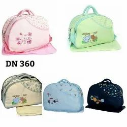 Multicolor Baby Mother Bag, 0-5 years