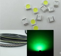 SMD LED 1210 ( 3528 ) Red / Green / Yellow / Blue / Amber / Orange / White