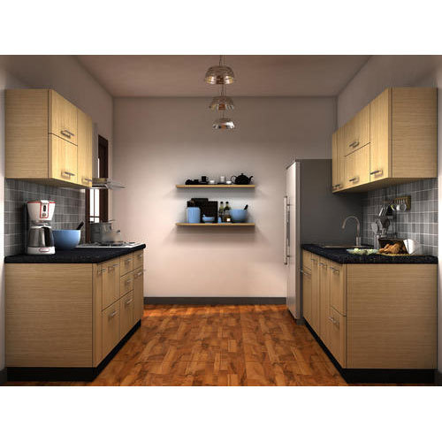 Wooden Kitchen Cabinet at Rs 1600 square feet