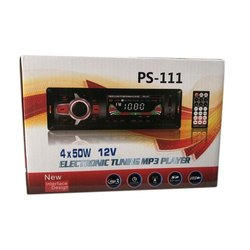 PS-111 Car Audio MP3 Player