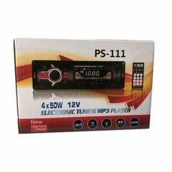 4x50w PS-111 Car Audio MP3 Player