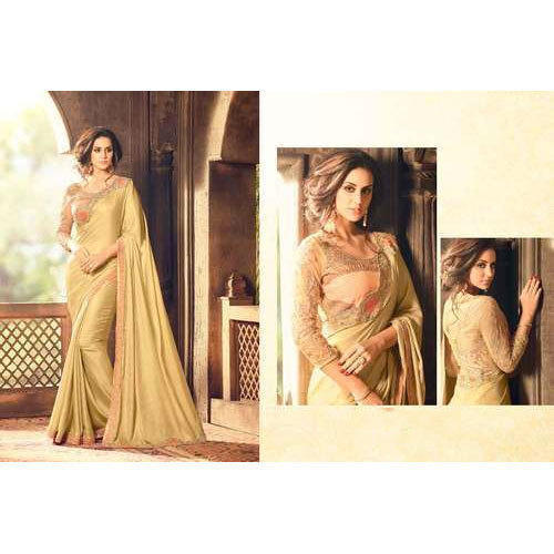 Fashion Cart India Georgette Indian Ethnic Saree