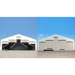 Aircraft Hangar Door