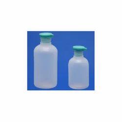 Dropping LDPE Bottle