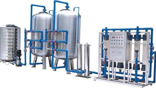 Mineral Water Plant, mineral water plant machinery - Mineral Water
