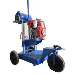 Petrol-Cum Kerosene Engine Core Drilling Machine