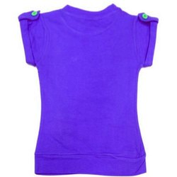 Girls Purple Top