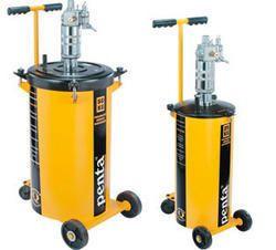Penta Pneumatic Grease Dispenser 5kg, 15kg, 25kg, 50kg.   Penta