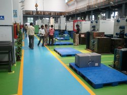 Floor Coating For Commercial Ware Houses