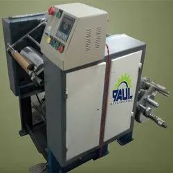 Semi-Automatic Aluminium Foil Making Machine