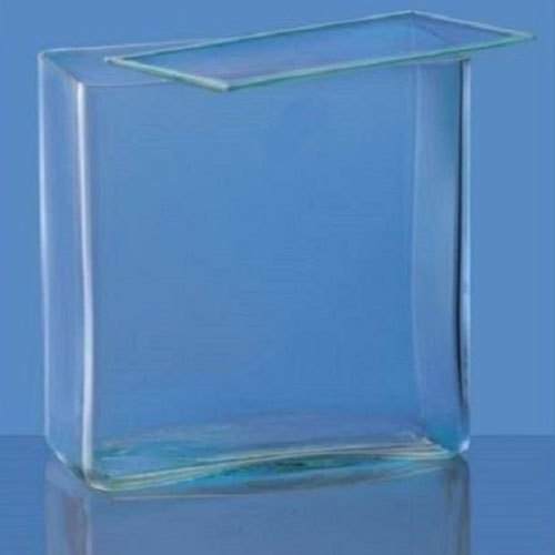Cover Soda Glass Museum Rectangular Jar