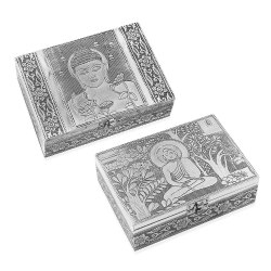 PC Art Rectangle Storage/Jewelry Box, For Multi storage purpose