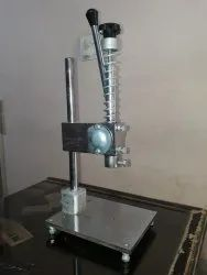 Stainless Steel Pneumatic Tickle Machine, Model Name/Number: BL001