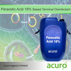 Peracetic Acid 18% Based Terminal Disinfectant