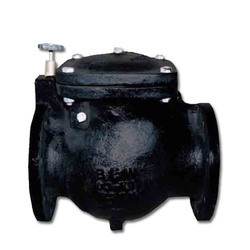 Kartar Make Cast Iron Non Return Valve (Reflux)